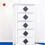 grow grayish tall chest drawer, concept baby chest drawer