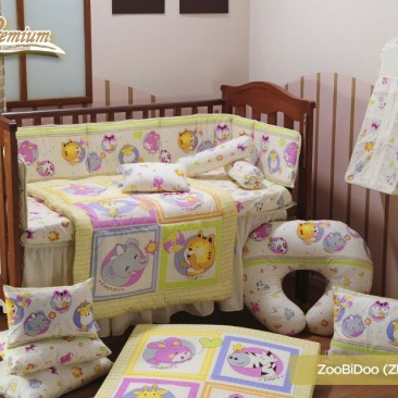 Premium Bedding Set – ZooBiDoo (ZBD)